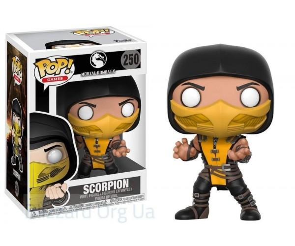 Фігурка Funko Pop Скорпіон