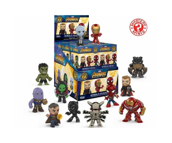Mystery minis Infinity War