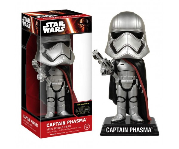 Фігурка Funko Wobbler: Captain Phasma