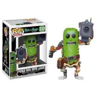 Фігурка Funko Pop  Pickle Rick
