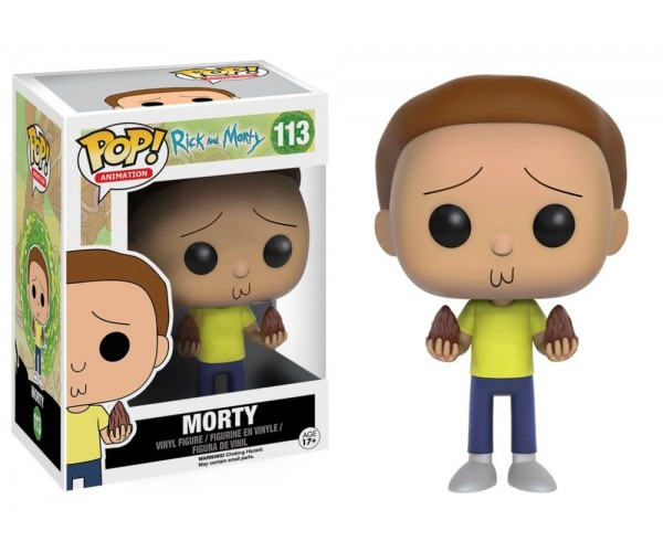 Фігурка Funko Pop  Morty