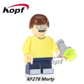 Мініфігурка  Морті