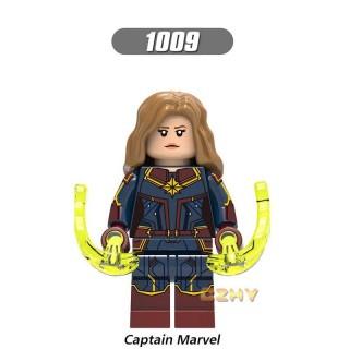 Мініфігурка  Капітан Марвел