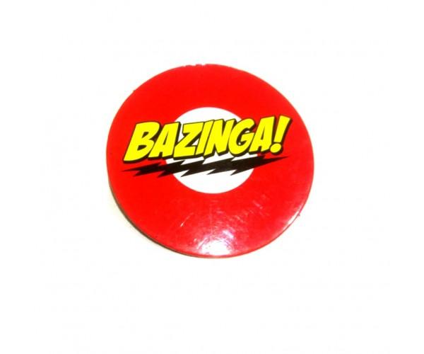 Магніт Bazinga