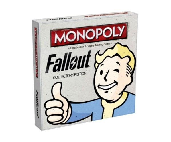 Настільна гра Monopoly — Fallout