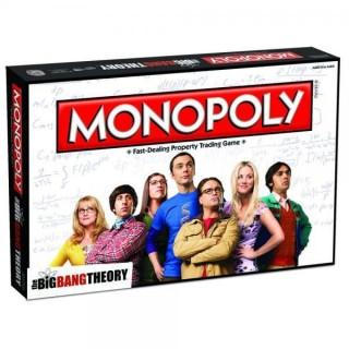 Настільна гра Monopoly — The Big Bang Theory