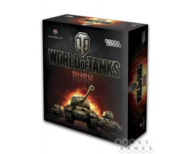 World of Tanks: Rush (2-ге рос. вид.)