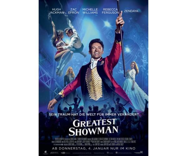 Постер  Найвеличніший шоумен