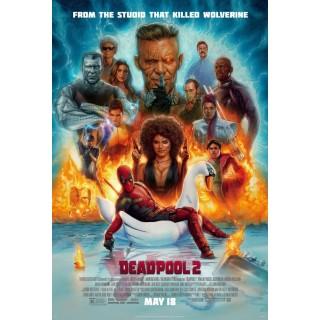 Постер  Дедпул