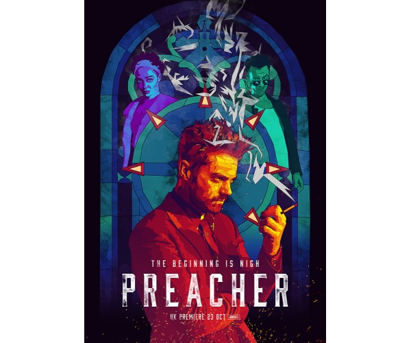 Постер Проповідник