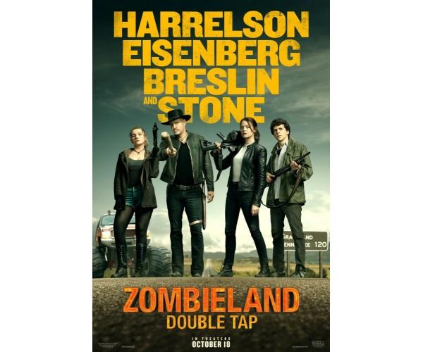Постер Зомбіленд 2