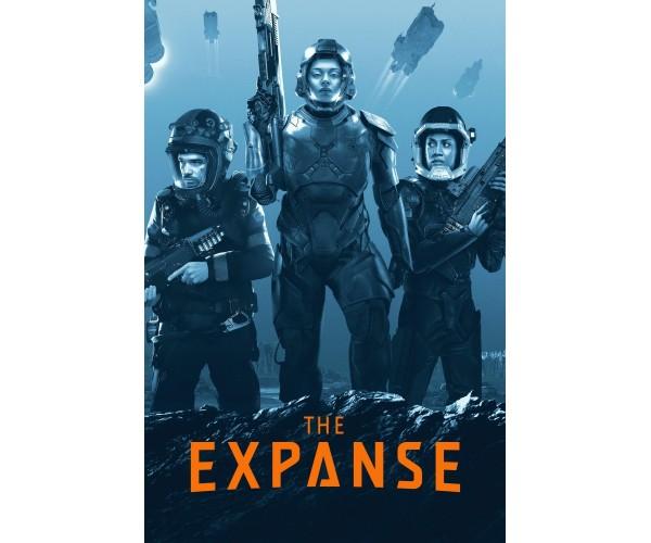Постер  Експансія