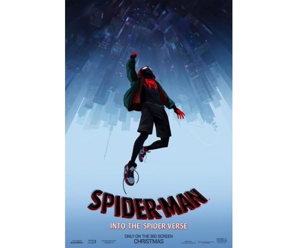 Постер  Людина-павук
