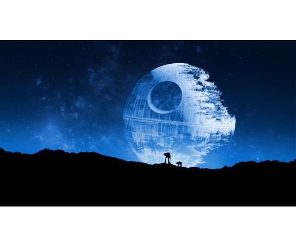Постер  Зоряні Війни