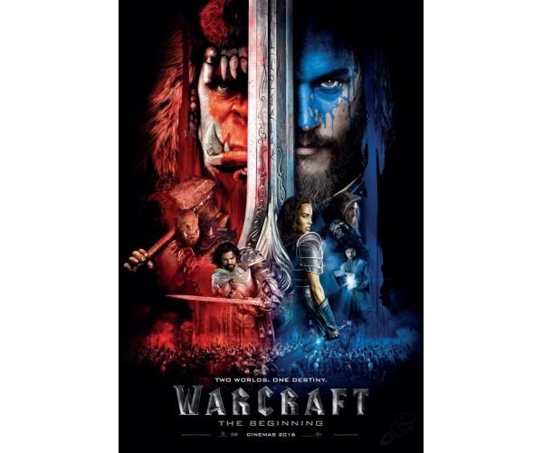 Постер Варкрафт