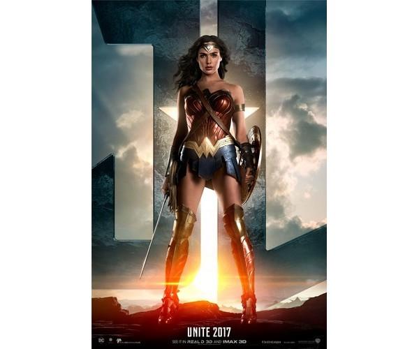 Постер Диво жінка