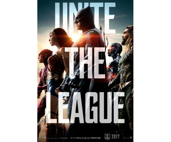 Постер Ліга Справедливості