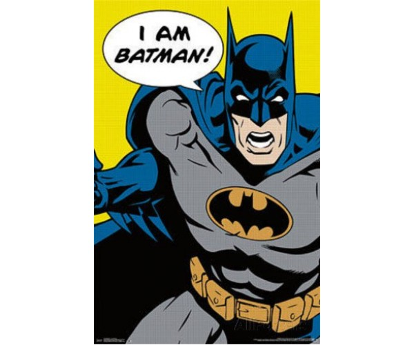 Стікер Batman