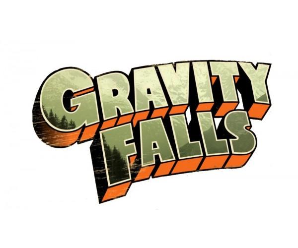 Стікер Gravity Falls