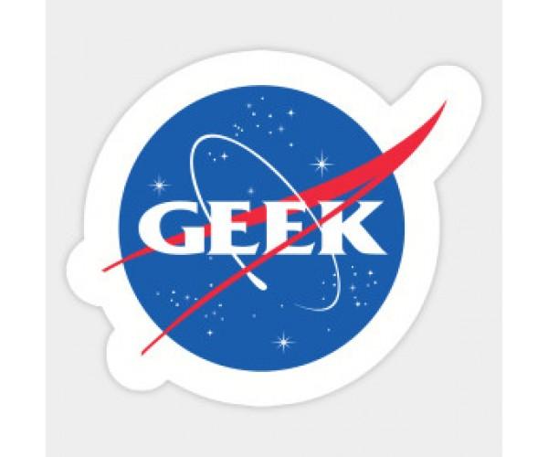 Стікер  Geek