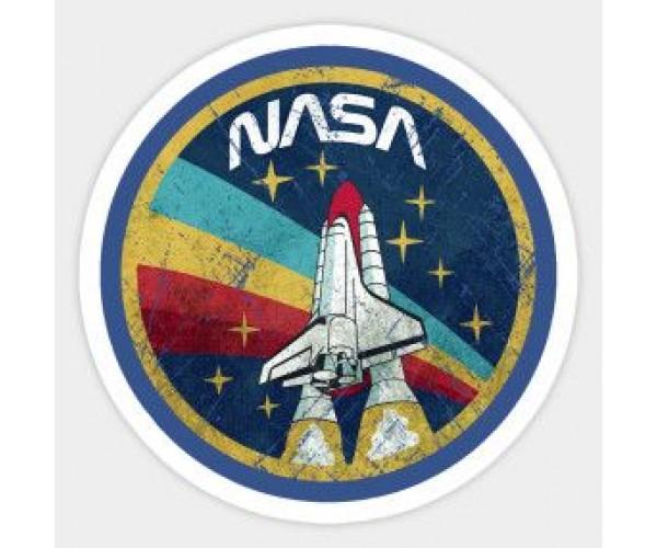 Стікер  НАСА