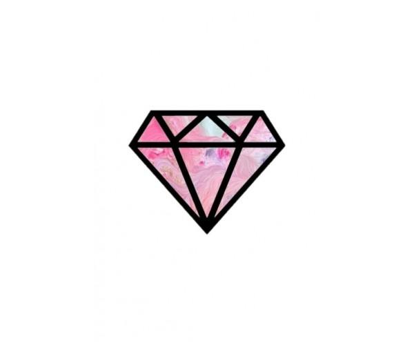 Стікер  Діамант