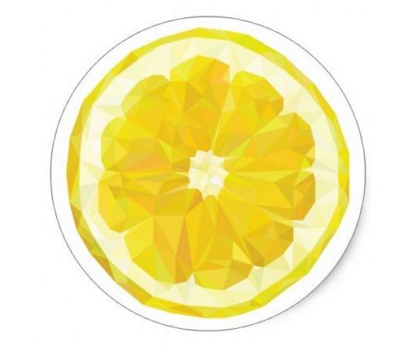 Стікер  Лимон
