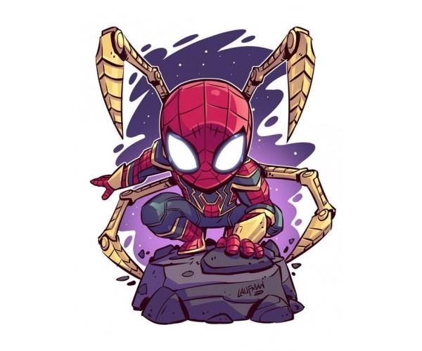 Стікер  Людина Павук