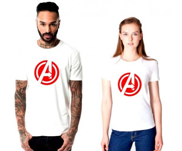 Футболка  Avengers