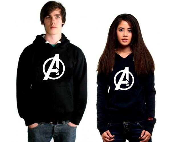Толстовка Avengers