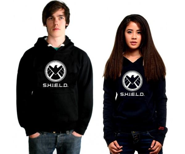 Толстовка Agents of S.H.I.E.L.D.