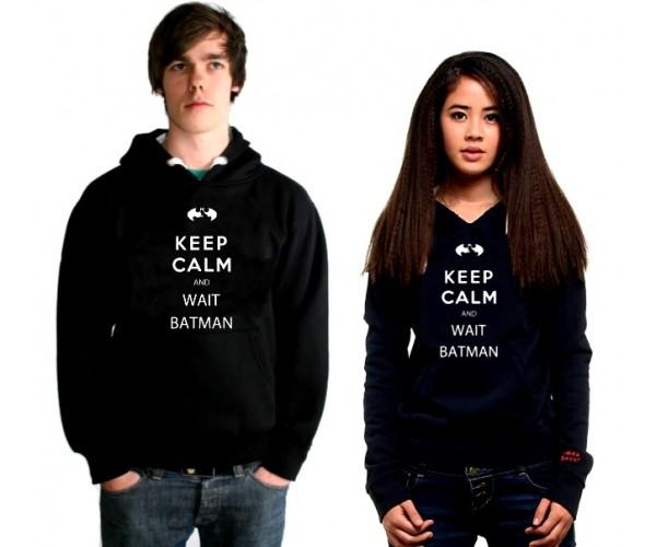 Толстовка Batman