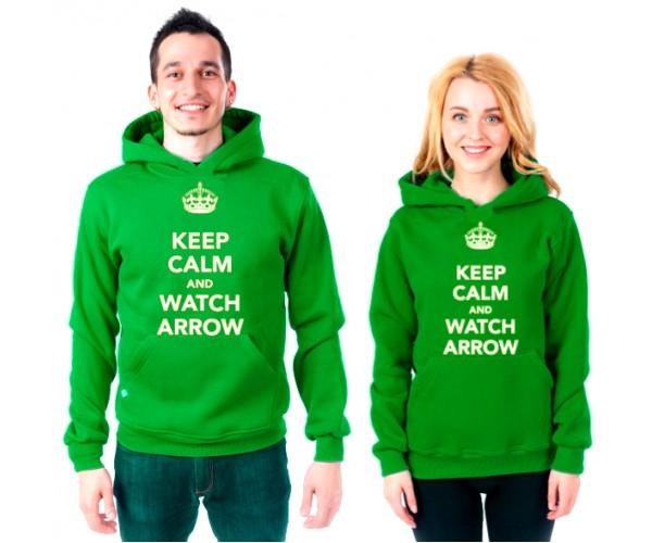 Толстовка Green Arrow